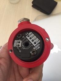 cảm biến đo nhiệt độ PT100 SENECA-ITALY