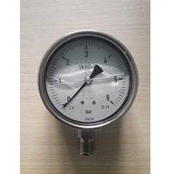đồng hồ đo áp suất 0-6bar