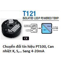 Bộ chuyển đổi tín hiệu nhiệt độ T121