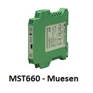Chuyển đổi tín hiệu nhiệt độ MST660