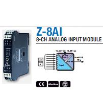 Chuyển đổi 8 kênh analog sang Modbus RTU
