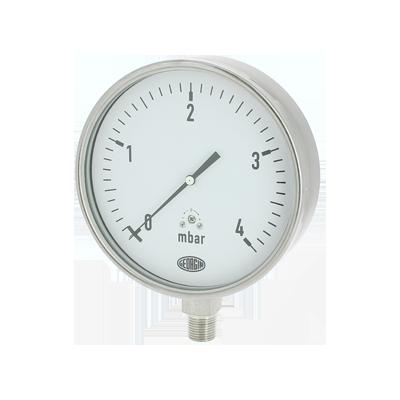 Đồng hồ đo áp suất thấp