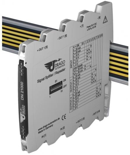 Bộ chia tín hiệu 4-20mA DN21000 Drago