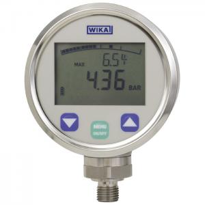 đồng hồ đo áp suất điện tử Wika