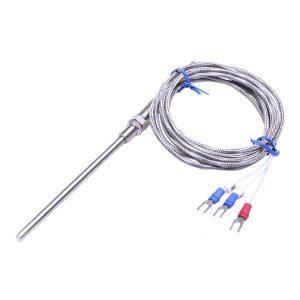 cảm biến đo nhiệt độ pt100 loại dây