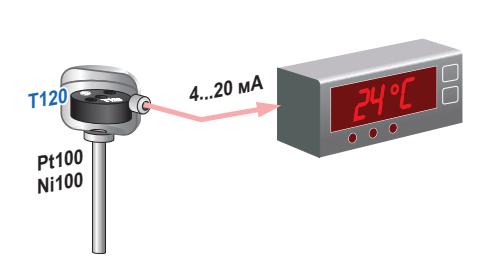 Cảm biến đo nhiệt độ PT100