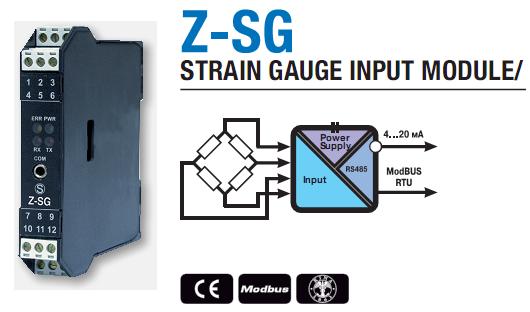 Bộ chuyển đổi tín hiệu loadcell Z-SG