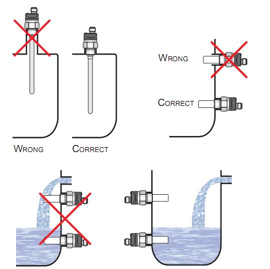 cảm biến báo mức chất lỏng CLS-23