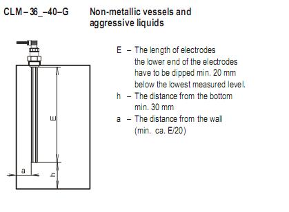 Cảm biến đo mức chất lỏng, chất rắn
