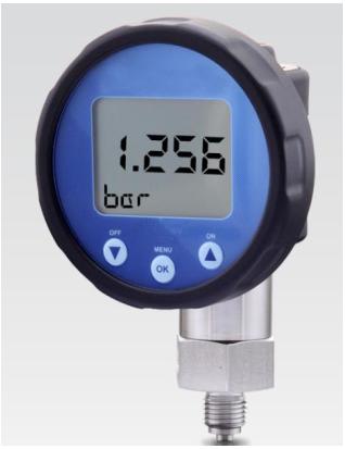 Đồng hồ áp suất hiển thị số