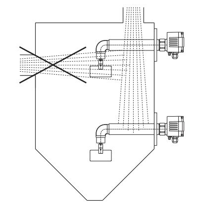 Báo mức chất rắn dạng quạt xoay DF25