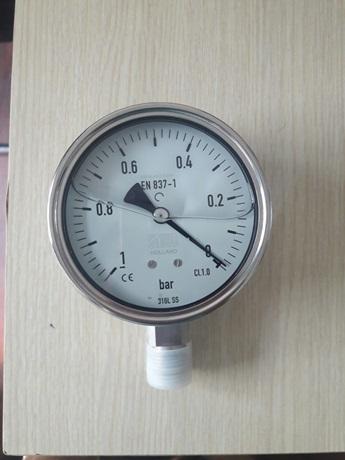 đồng hồ đo áp suất -1 - 0bar
