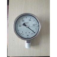 đồng hồ đo áp suất -1-0bar
