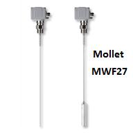 Cảm biến đo mức vật liệu rời liên tục MWF27