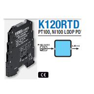 chuyển đổi tín hiệu nhiệt độ RTD giá rẻ K120RTD