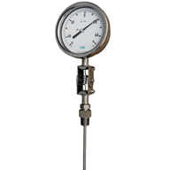 Đồng hồ đo nhiệt độ dạng cơ