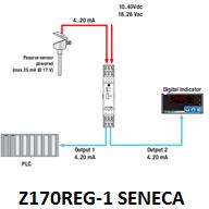 Bộ chia tín hiệu nhiệt độ Z170REG-1
