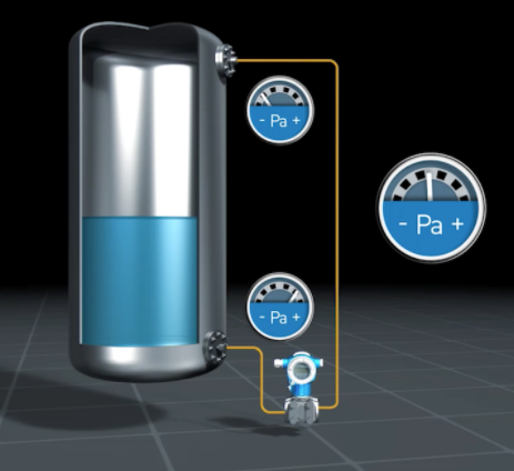 Cảm biến đo chênh áp lò hơi