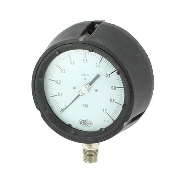 Đồng hồ đo áp suất nước nóng