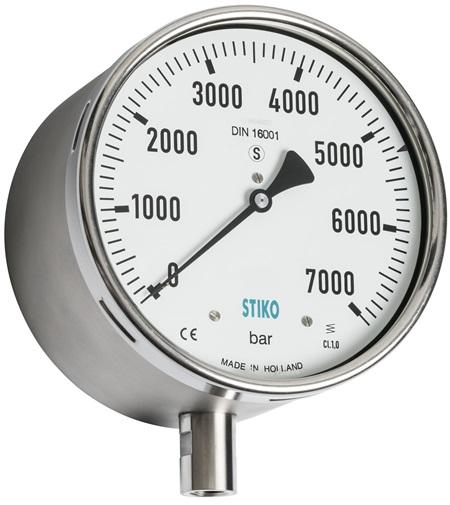 Đồng hồ kiểm tra áp suất thủy lực