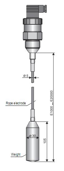 Thiết bị đo mức chất rắn