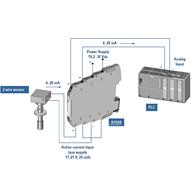 Bộ cách ly chống nhiễu tín hiệu 4-20mA, 0-10v