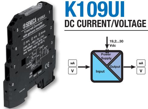 Bộ chuyển đổi cách ly tín hiệu K109UI