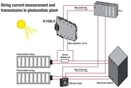 Bộ chuyển đổi tín hiệu mV sang 0-10V