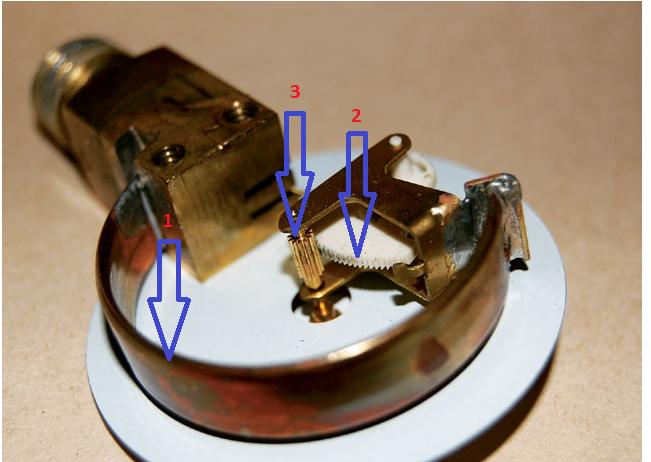 Cấu tạo đồng hồ đo áp suất
