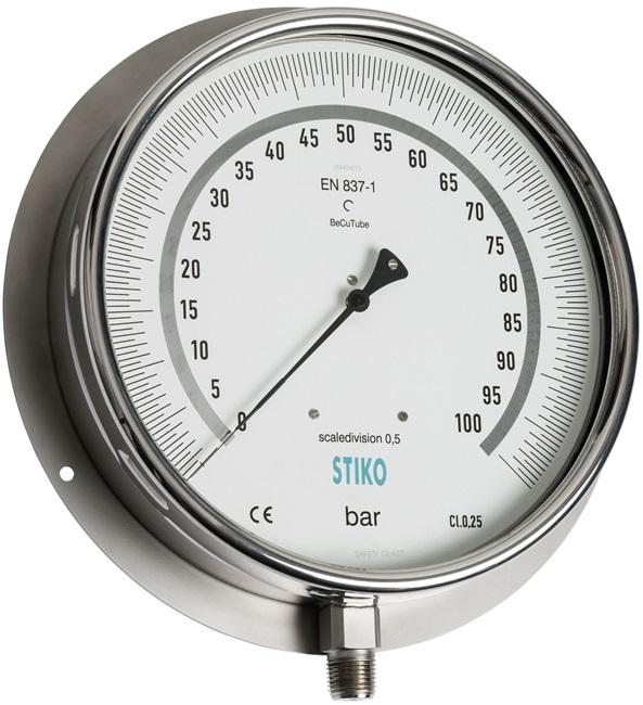 Đồng hồ áp suất khô
