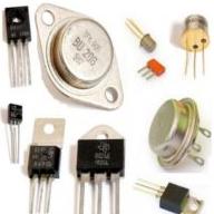Các loại transistor