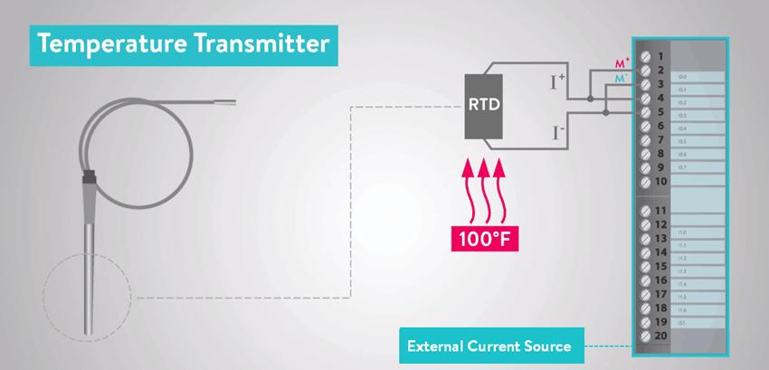 Transmitter nhiệt độ