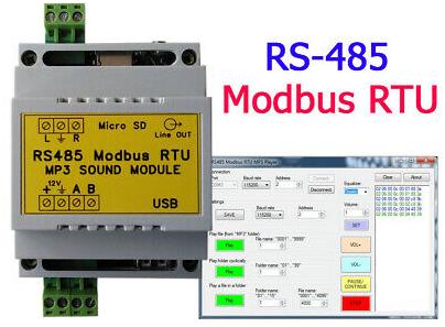 Modbus RS485 là gì