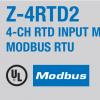 Bộ chuyển đổi nhiệt độ rtd sang modbus