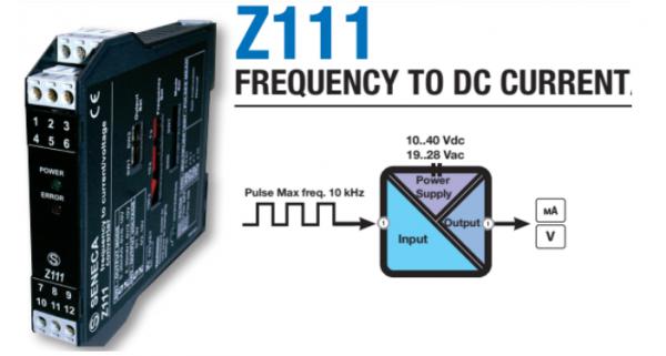 Bộ chuyển đổi tín hiệu xung ra 4-20mA