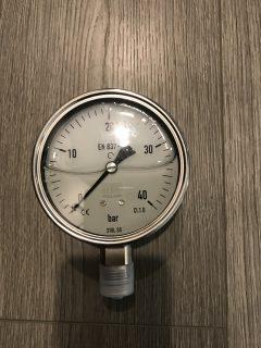 Đồng hồ áp suất khí nén