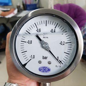 Đồng hồ đo áp suất chân không -1...0bar