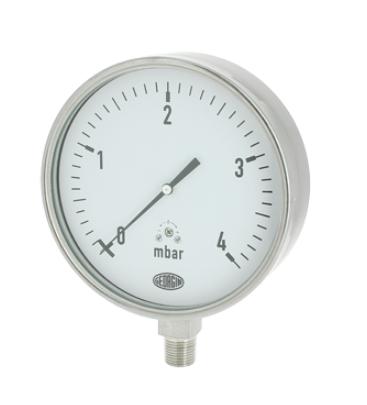 Đồng hô đo áp suất thấp
