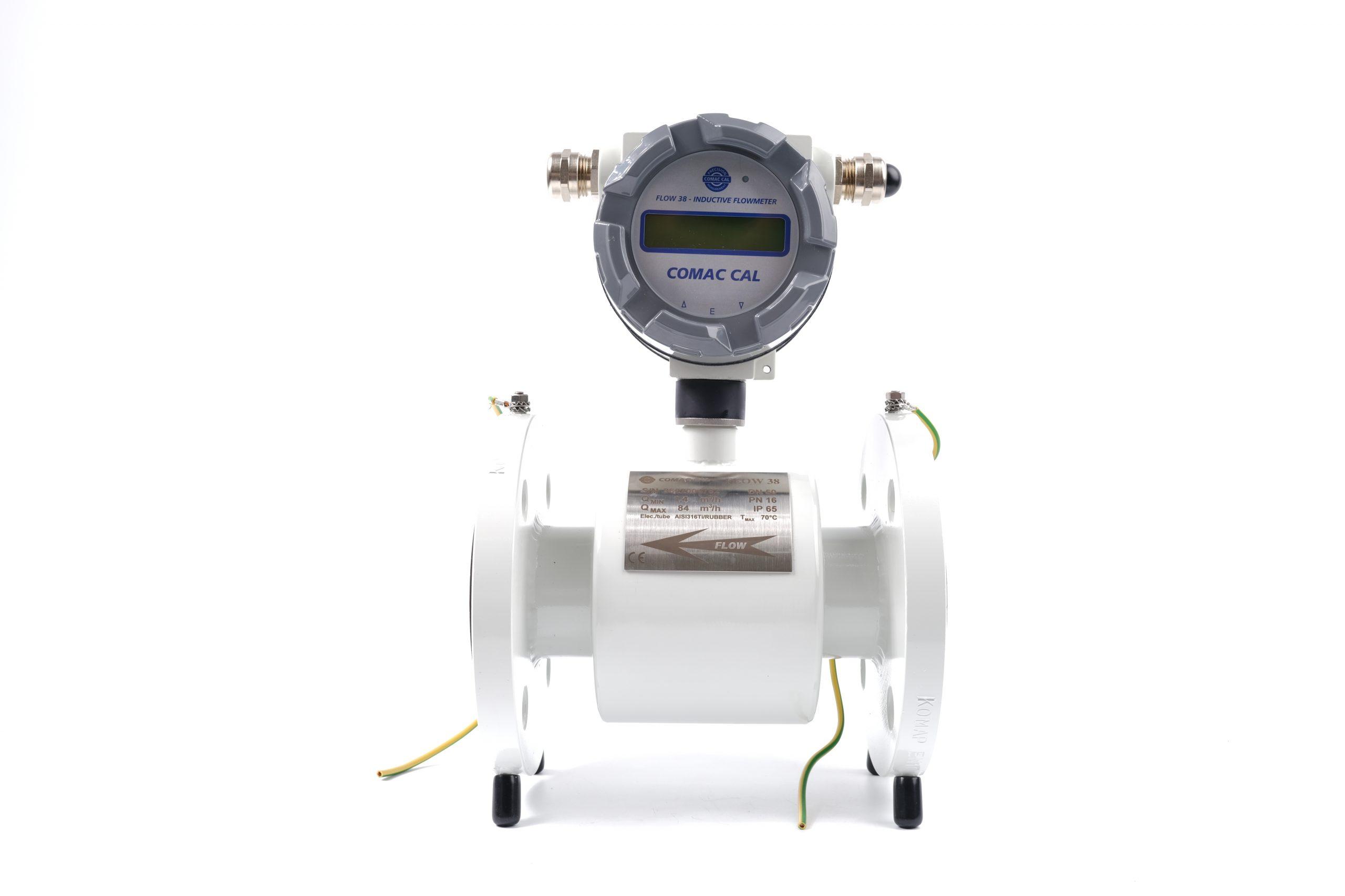 Đồng hồ đo lưu lượng điện từ Comac Cal