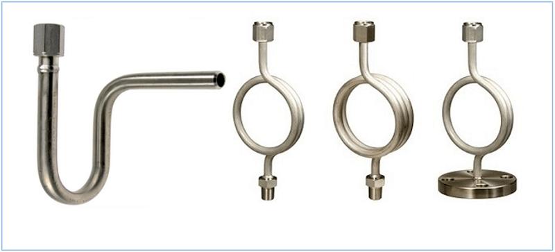 Các loại ống siphon