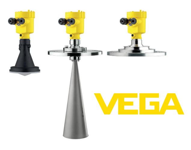 Cảm biến đo mức Radar Vega