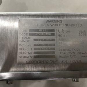 Công tắc áp suất gas